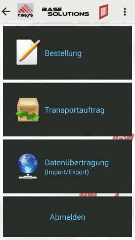Bereitstellung Produktion Software