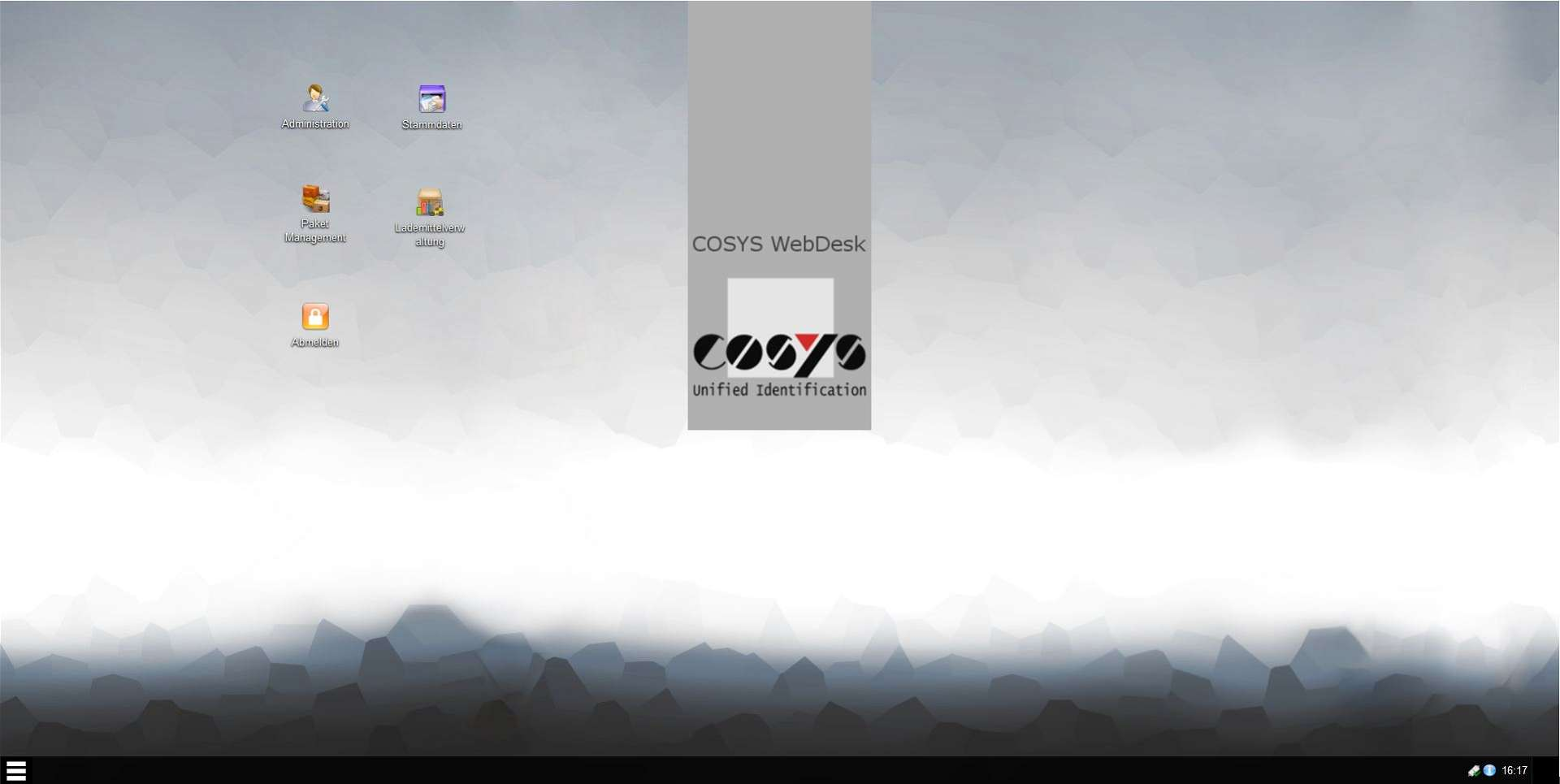 COSYS WebDesk Transport