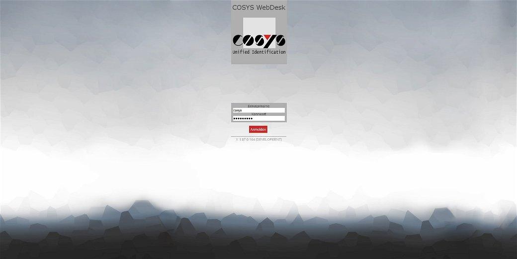 Bestandsführung COSYS WebDesk