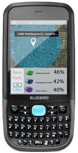 Bluebird HM50