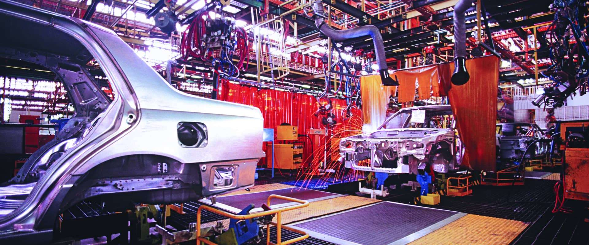Automobilindustrie und Automobilzulieferer Software