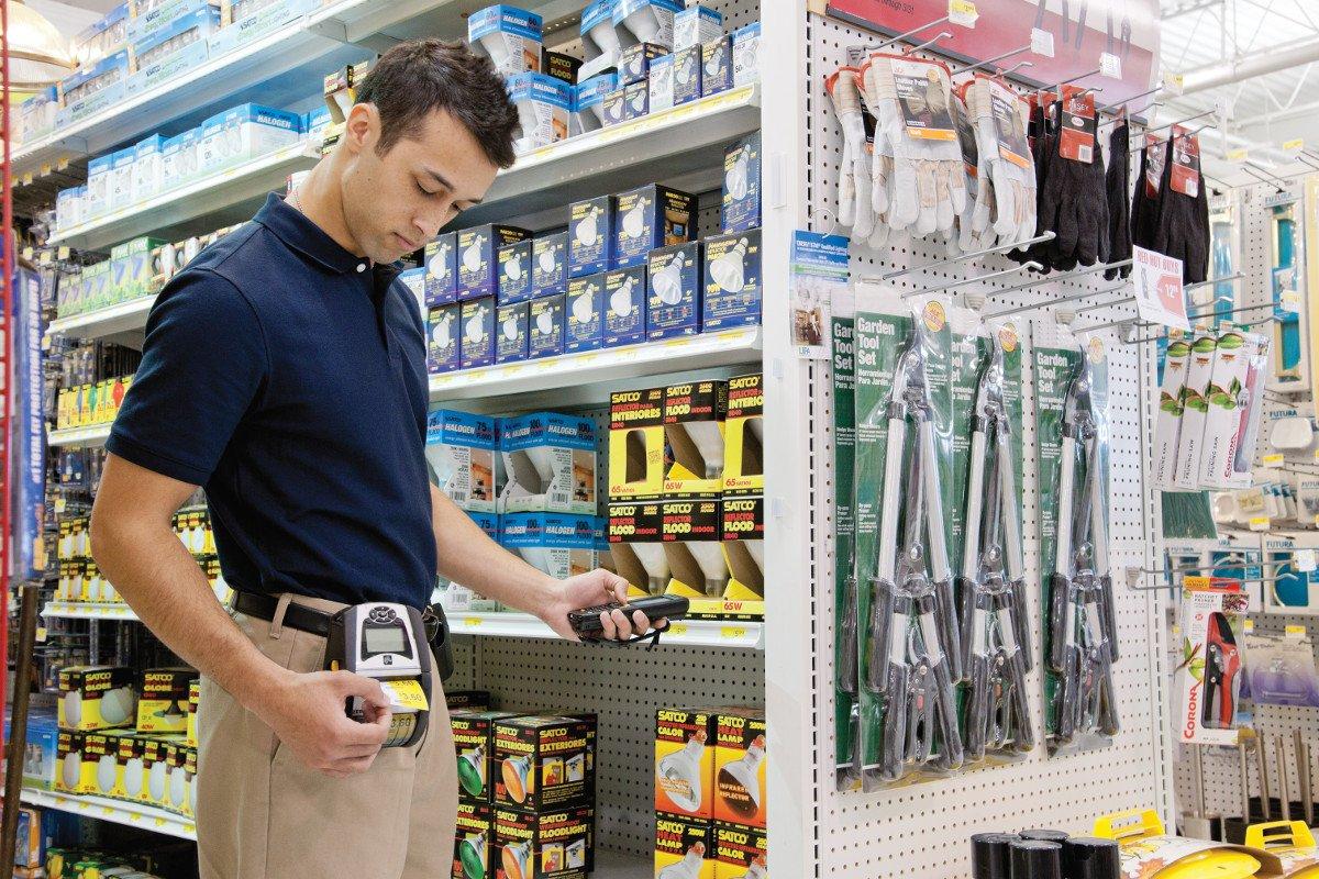 Inventur Software die Baumarkt und Baufachhandel Branche