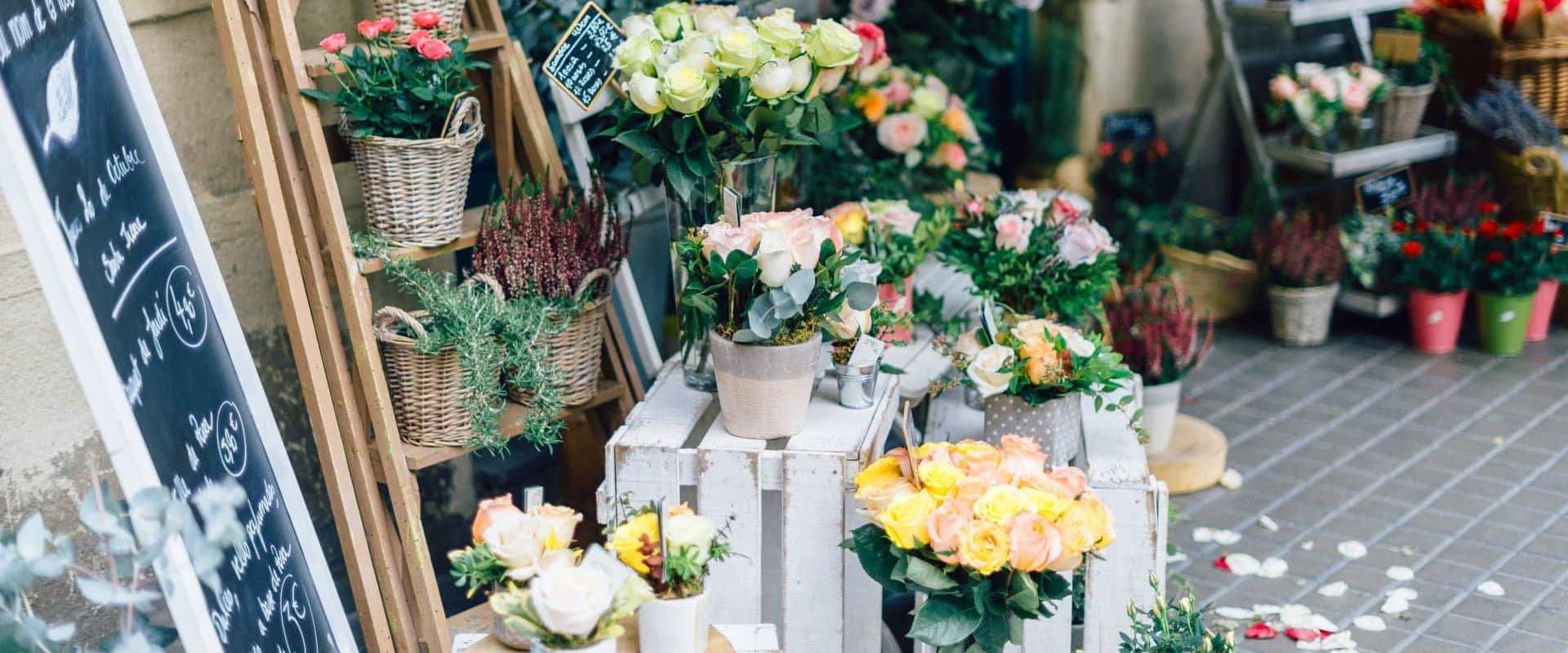 Blumengroßhandel / Blumengeschäft Branche Software