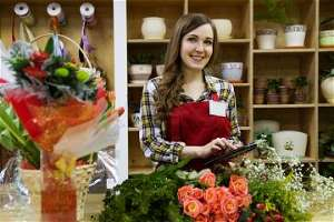 Point of Sale Software Blumengroßhandel / Blumengeschäft Branche