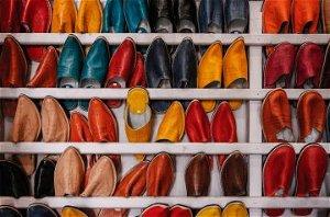 Lagerverwaltungssoftware Leder & Schuh Großhandel und Einzelhandel
