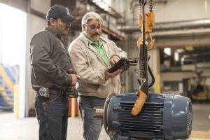 Maschinenbau und Anlagenbau Materialbedarfsplanung