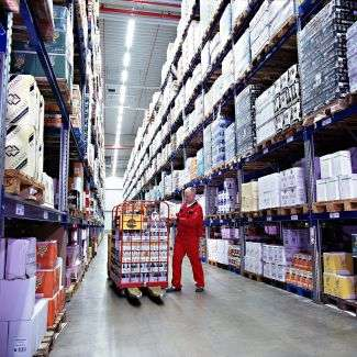 Lagerverwaltungssoftware Sanitärgroßhandel und Baustoffhandel Branche