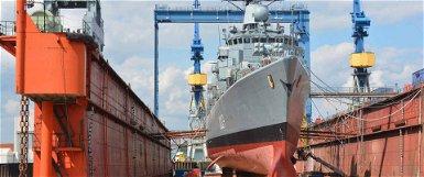 Schiffbau und Werften