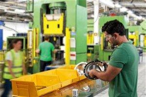 Kanban Software Schraubenhandel und Schraubenhersteller Branche