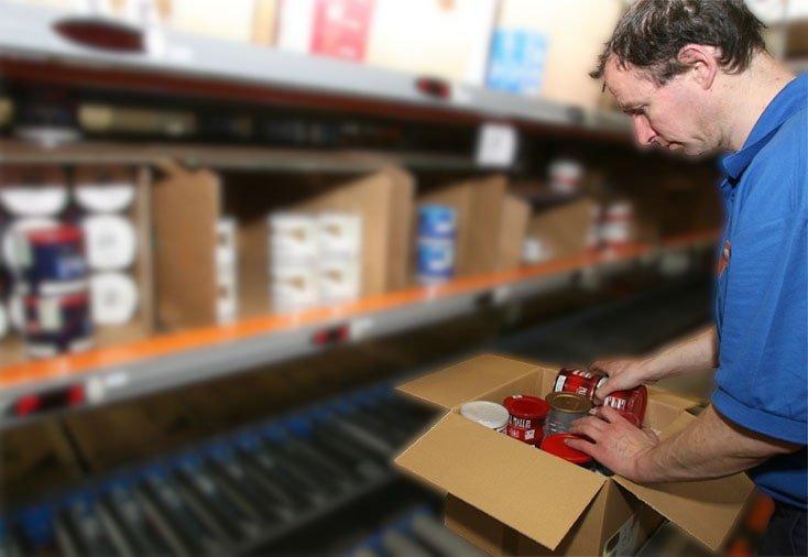 Traceability von Tabakwaren im Großhandel