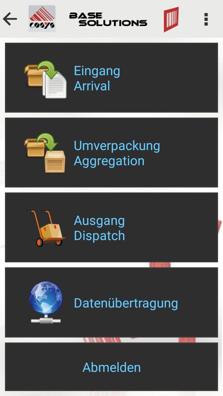 Lagerverwaltungssoftware für den Lebensmittelhandel und Lebensmittelgroßhandel