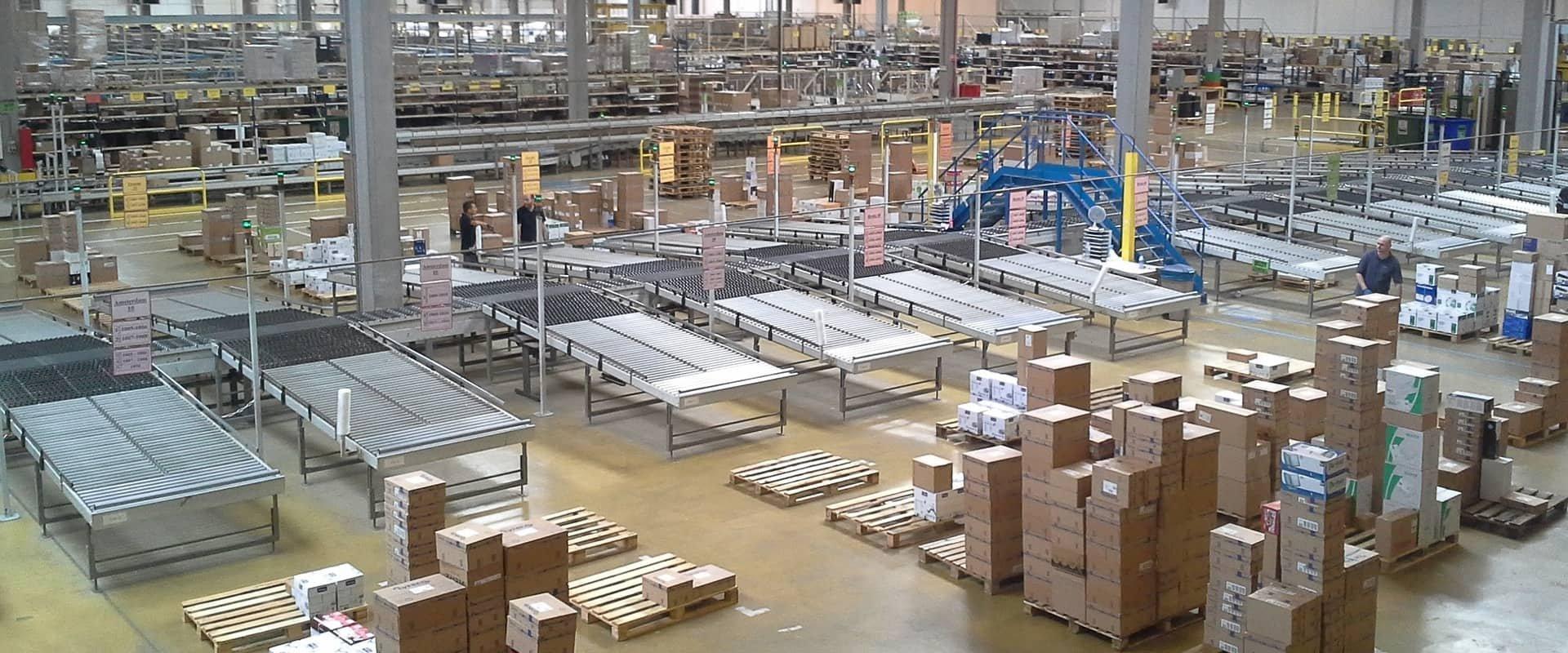 Technischer Großhandel Software