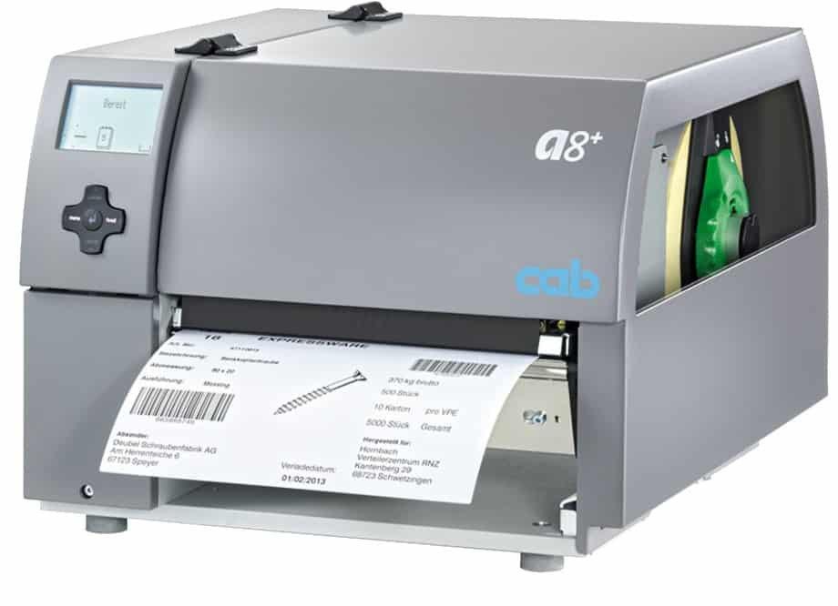 CAB A8+ Industriedrucker