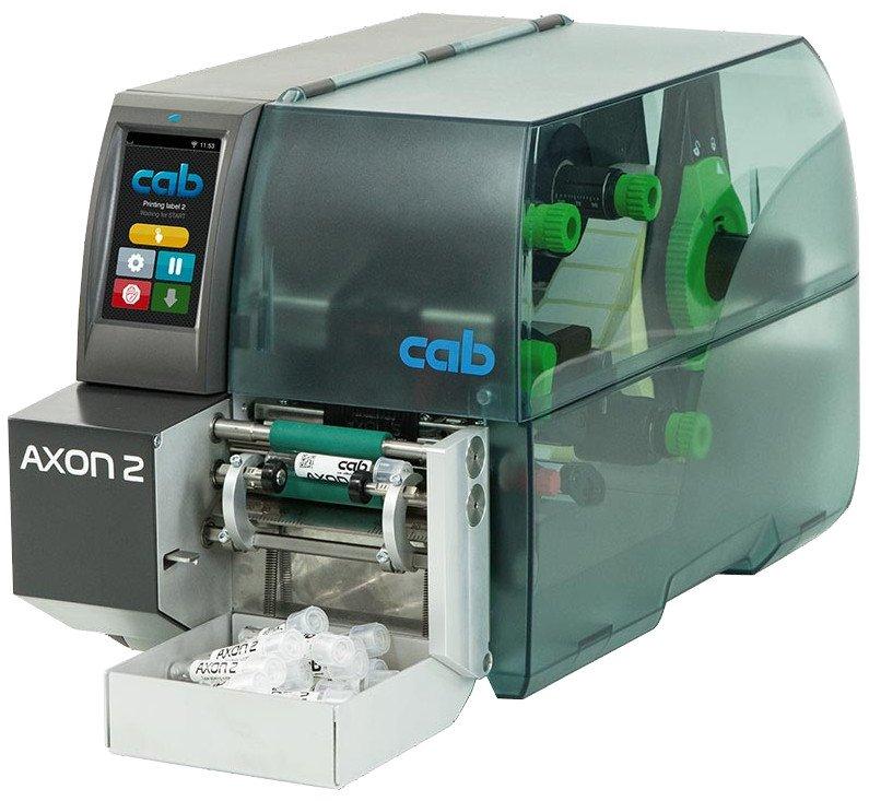 CAB AXON 2 Industriedrucker
