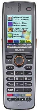 Casio DT X100 MDE Gerät