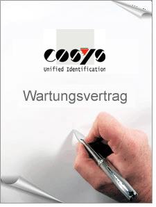 Wartungsverträge für Hardware und Software COSYS