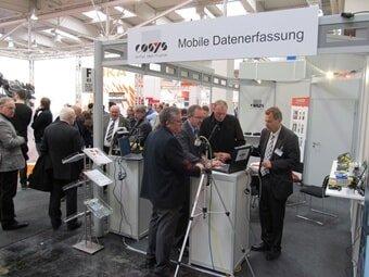 COSYS auf der Hannovermesse 2013