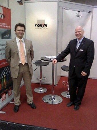COSYS auf der Hannovermesse 2011