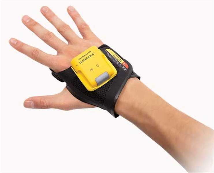 Datalogic HandScanner Handrückenscanner