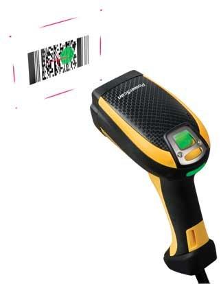 Datalogic Powerscan Handscanner