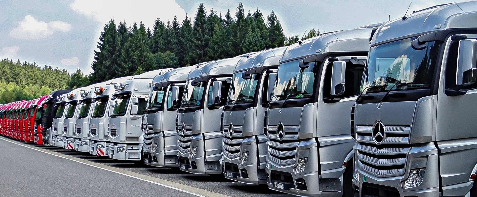 Fuhrparkmanagement Flottenmanagement Software Lösung COSYS
