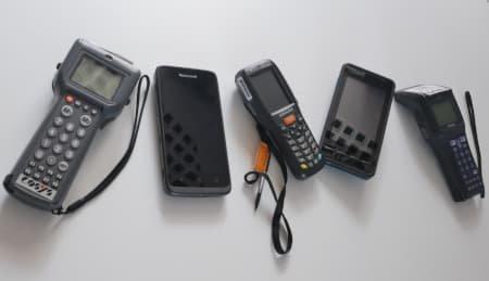 Verkauf Refurbished Geräte