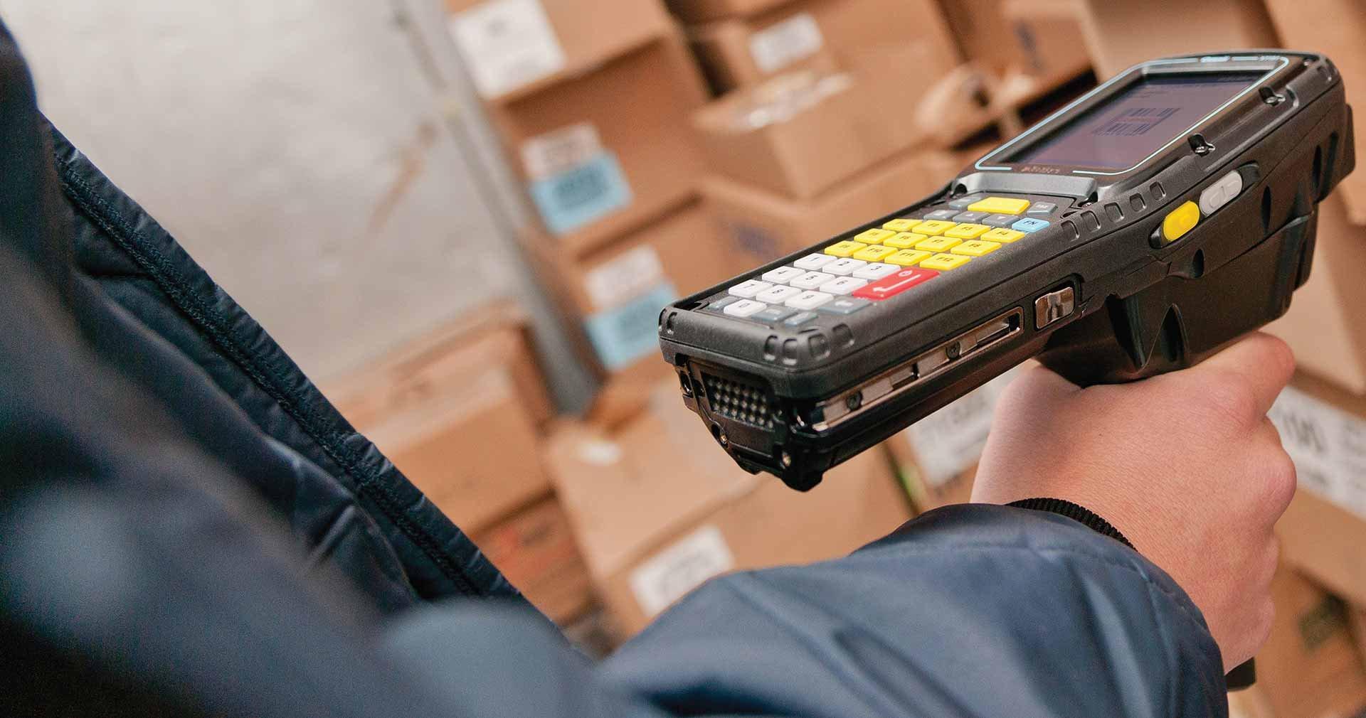 Großhandel & Lager MDE Geräte