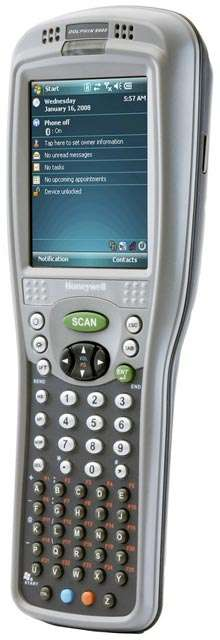 Honeywell Dolphin 9900 MDE Gerät