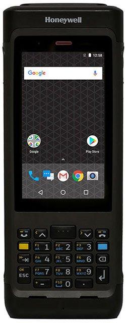 MDE Gerät Android Übersicht Honeywell Dolphin CN80