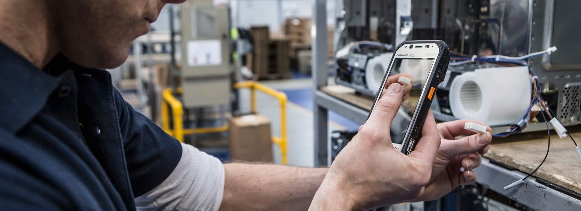 Industrie & Produktion MDE Geräte
