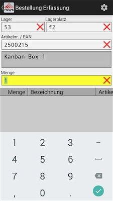 Kanban Produktion Software