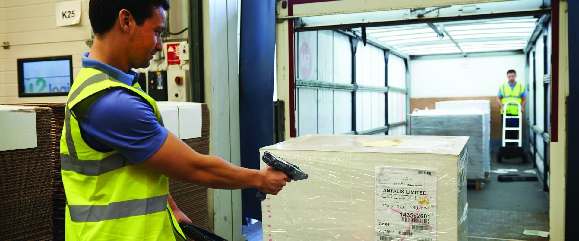NVE Logistik Software für die DIY Branche