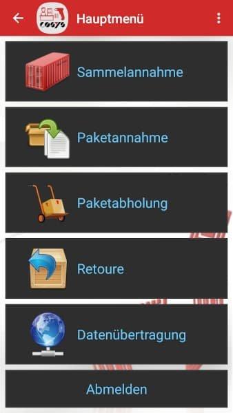 Paketshop Management Software