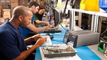 Chargenverwaltung und Serienverwaltung Produktion Schraubenhandel / Schraubenhersteller Branche Software