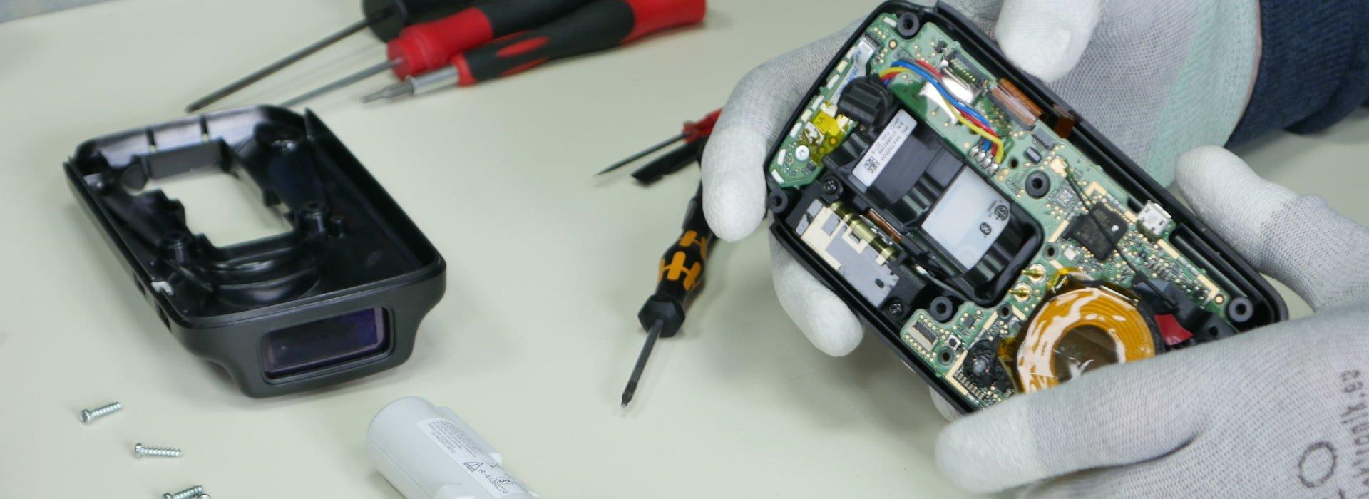 MDE Geräte Reparatur