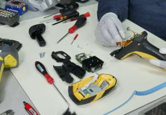 Reparatur Handscanner