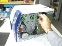 Etikettendrucker Reparatur