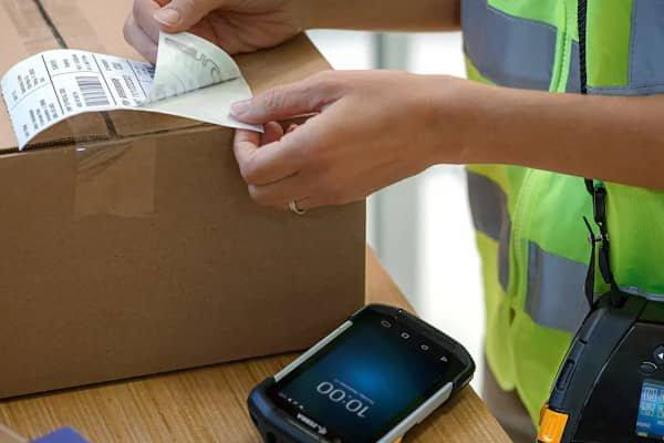 COSYS Inhouse Logistik Paket Management