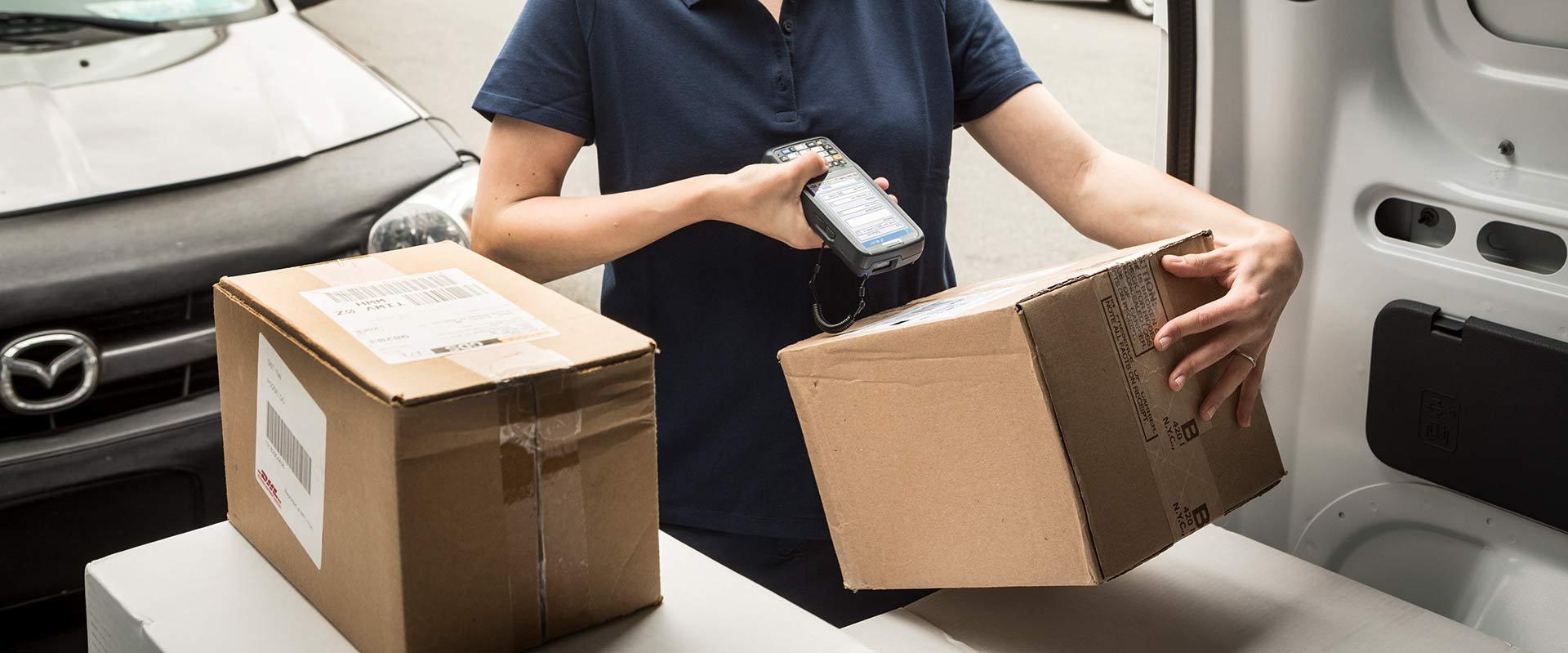 Speditionen / Paket Dienste Software