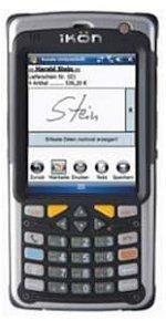 Zebra Ikon - MDE Gerät von COSYS Ident GmbH
