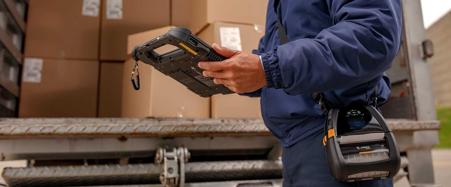 Transport & Logistik MDE-Geräte