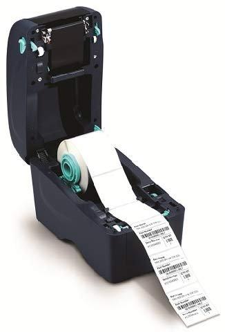 TSC TDP 225 Serie Desktopdrucker