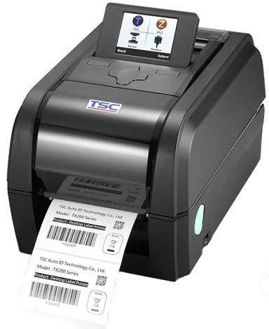 TSC TX200 Serie Desktopdrucker