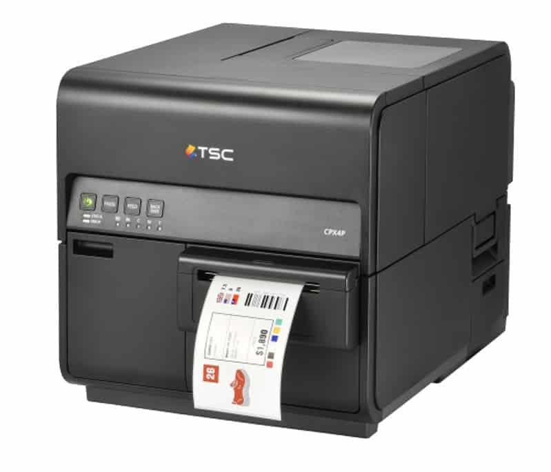 TSC CPX4 Serie Industriedrucker