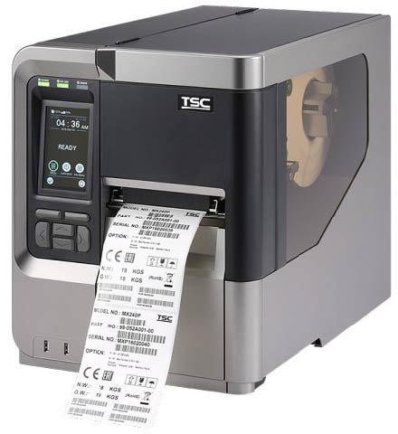 TSC MX240P Serie Industriedrucker