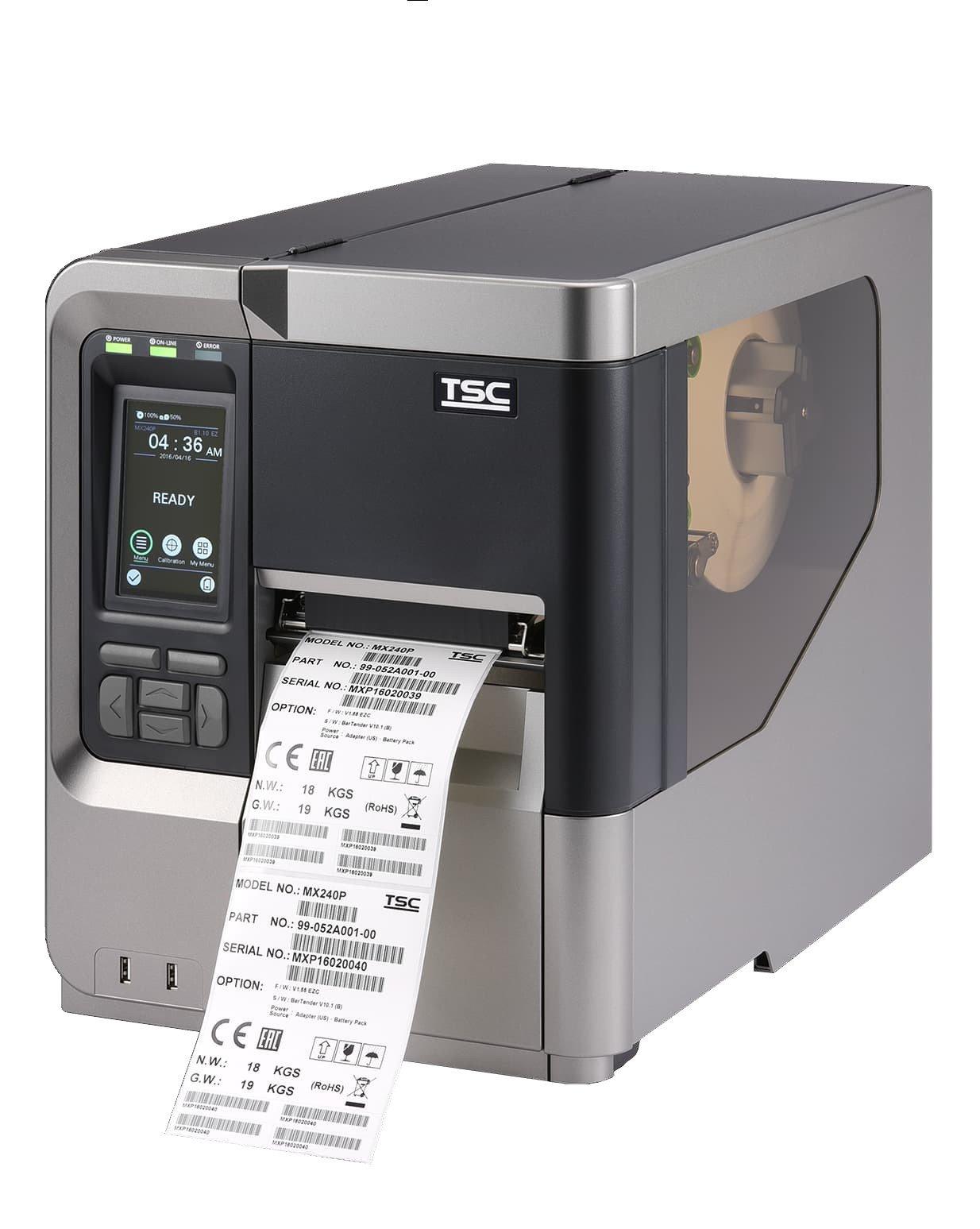 TSC MX241P Industriedrucker