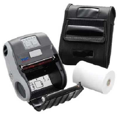 TSC Alpha 3R Mobiler Drucker