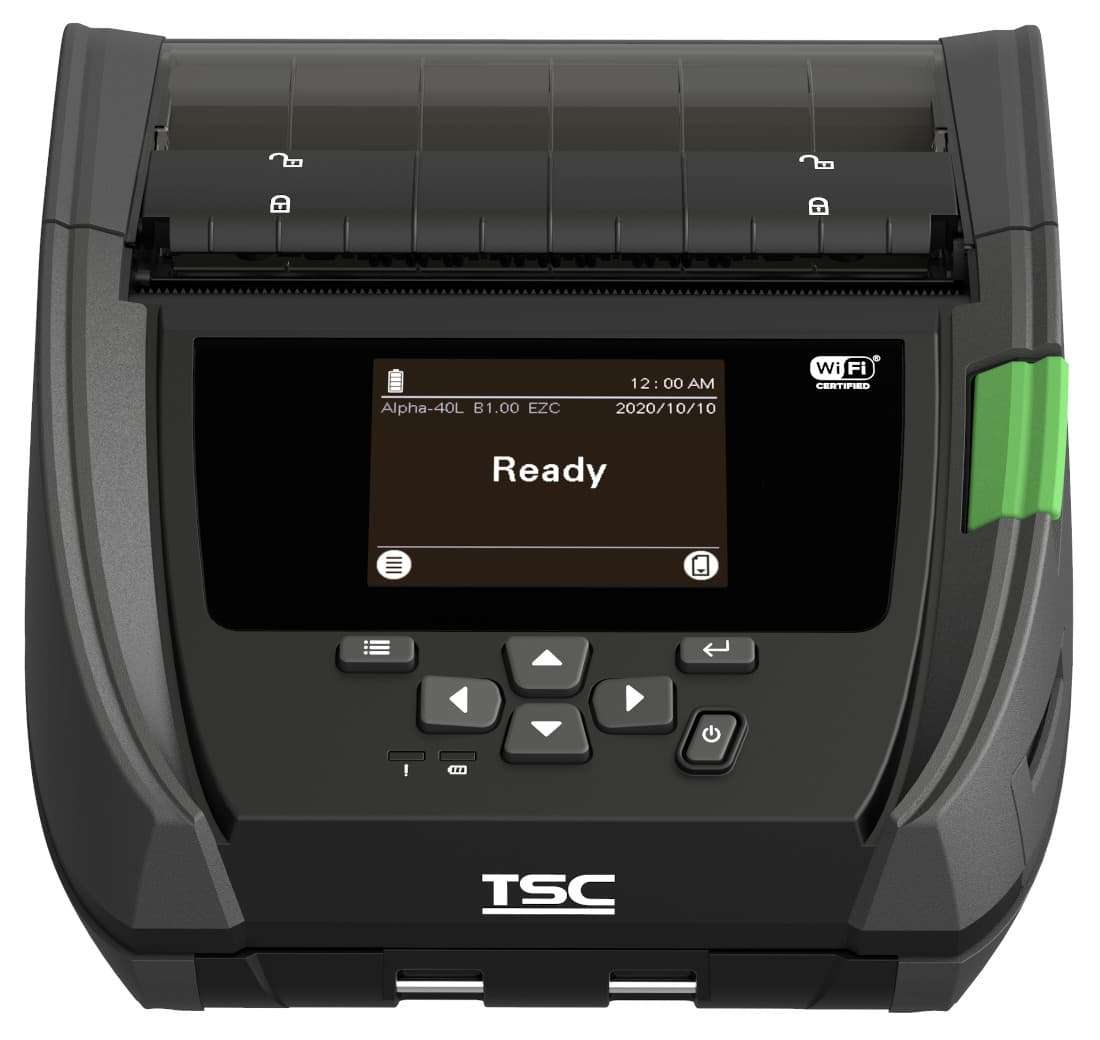 TSC Alpha 40l - Mobiler Drucker