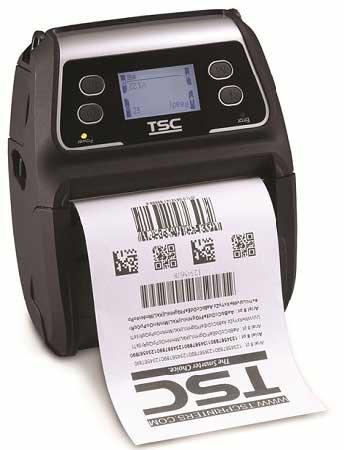 TSC Alpha 4L Mobiler Drucker