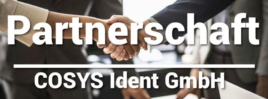 Partnerschaft mit der COSYS Ident GmbH